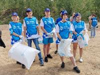 В Кондуках прошла акция «Вода России»: собрали более 500 мешков мусора, Фото: 12