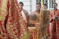 В Тульскую область прибыл ковчег с мощами новомучеников и исповедников Российских, Фото: 56