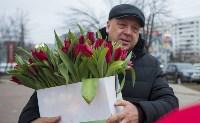 Пролетарский глава Сергей Шестаков поднял тулячкам настроение, Фото: 49