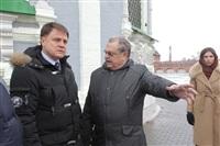 Осмотр кремля. 2 декабря 2013, Фото: 28