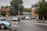 """Рейд ГИБДД в Туле """"Уступи дорогу пешеходу"""", Фото: 3"""
