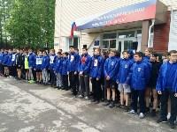 В Туле прошел легкоатлетический пробег среди школьников, Фото: 4