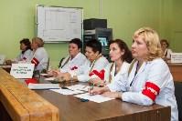 Учения МЧС в убежище ЦКБА, Фото: 6