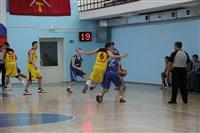 БК «Тула» дома дважды обыграл баскетболистов Воронежа, Фото: 67