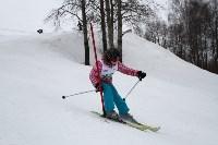 Второй этап чемпионата и первенства Тульской области по горнолыжному спорту., Фото: 6
