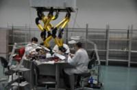 Цех сборки МРЛС  В этом цеху происходит сборка многофункциональных радиолокационных станций (МРЛС) для комплекса «Панцирь»., Фото: 15