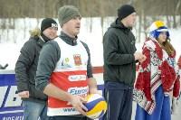 Турнир Tula Open по пляжному волейболу на снегу, Фото: 54