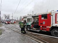 Пожар в Михалково, Фото: 20