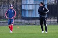 Тульский «Арсенал» готовится к домашней игре с «Сибирью», Фото: 42