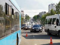 В Туле на ул. Октябрьской водитель автобуса устроил массовое ДТП, Фото: 10