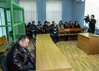 Уголовное дело в отношении А. Астахова. 6 ноября, Кимовский городской суд, Фото: 1