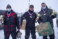 В Туле выбрали лучших рыбаков по ловле на блесну со льда, Фото: 82
