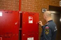 Какие нарушения правил пожарной безопасности нашли в ТЦ «Тройка», Фото: 35