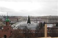Осмотр кремля. 2 декабря 2013, Фото: 5