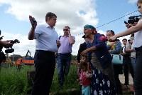 В Плеханово начали сносить дома в цыганском таборе, Фото: 159