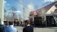 Пожар на проспекте Ленина, 83. , Фото: 2
