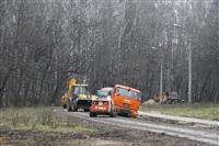 Ремонтные работы в ЦПКиО им. Белоусова, Фото: 25