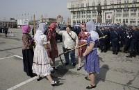Генеральная репетиция парада Победы в Туле, Фото: 24