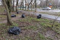 Незаконная торговля на Фрунзе и плохая уборка улиц Тулы, Фото: 1