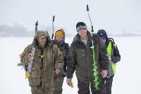 В Туле выбрали лучших рыбаков по ловле на блесну со льда, Фото: 42