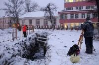 Как проходили раскопки в центре Тулы, Фото: 5