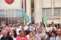 85-летие ВДВ на площади Ленина в Туле, Фото: 37