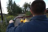 Сергей Сергеев и пневмоход, Фото: 19