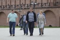 Алексей Дюмин посетил Тульский кремль, Фото: 26
