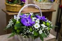 Ассортимент тульских цветочных магазинов. 28.02.2015, Фото: 24