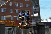 ДТП в районе перекрестка ул. Ложевой с ул. Калинина., Фото: 25