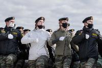 В Туле прошла первая репетиция парада Победы: фоторепортаж, Фото: 39