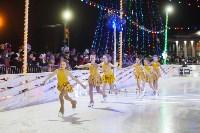 Туляки отметили Старый Новый год ледовым шоу, Фото: 9