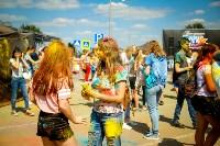 В Туле прошел фестиваль красок и летнего настроения, Фото: 124