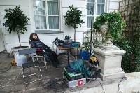 Съёмки фильма «Анна Каренина» в Богородицке, Фото: 65