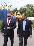 В Ясногорске Алексей Дюмин поручил привести в порядок городской парк, Фото: 20