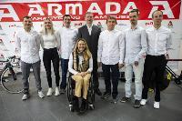 Паралимпийская команда Армада в Туле, Фото: 1