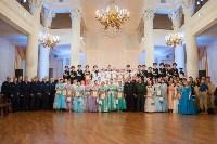 В колонном зале Дома дворянского собрания в Туле прошел областной кадетский бал, Фото: 138