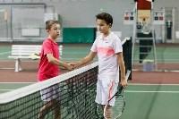 Новогоднее первенство Тульской области по теннису, Фото: 9
