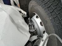 В Туле пожарная машина столкнулась с BMW, Фото: 1