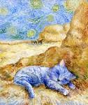 Вдохновлённая картинами Винсента Ван Гога, Фото: 9