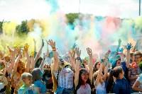 В Туле прошел фестиваль красок и летнего настроения, Фото: 160