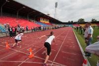 II этап «Спортивного марафона».1 августа 2015, Фото: 7