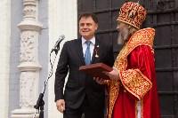 Вручение медали Груздеву митрополитом. 28.07.2015, Фото: 72