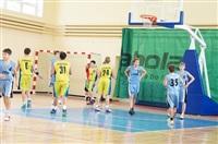Соревнования за первенство Тульской области по баскетболу среди юношей и девушек. 1 октября, Фото: 5