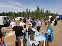 В Кондуках прошла акция «Вода России»: собрали более 500 мешков мусора, Фото: 7