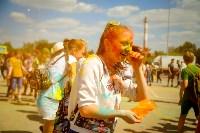 В Туле прошел фестиваль красок и летнего настроения, Фото: 122