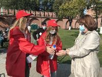 Тулякам и гостям нашего города помогают волонтеры, Фото: 8
