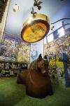 Монтаж экспозиции нового музея на Куликовом поле. Август 2016, Фото: 57