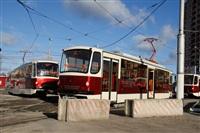 В Туле запустили пять новых трамваев, Фото: 17