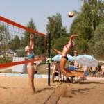 Пляжный волейбол в Барсуках, Фото: 42
